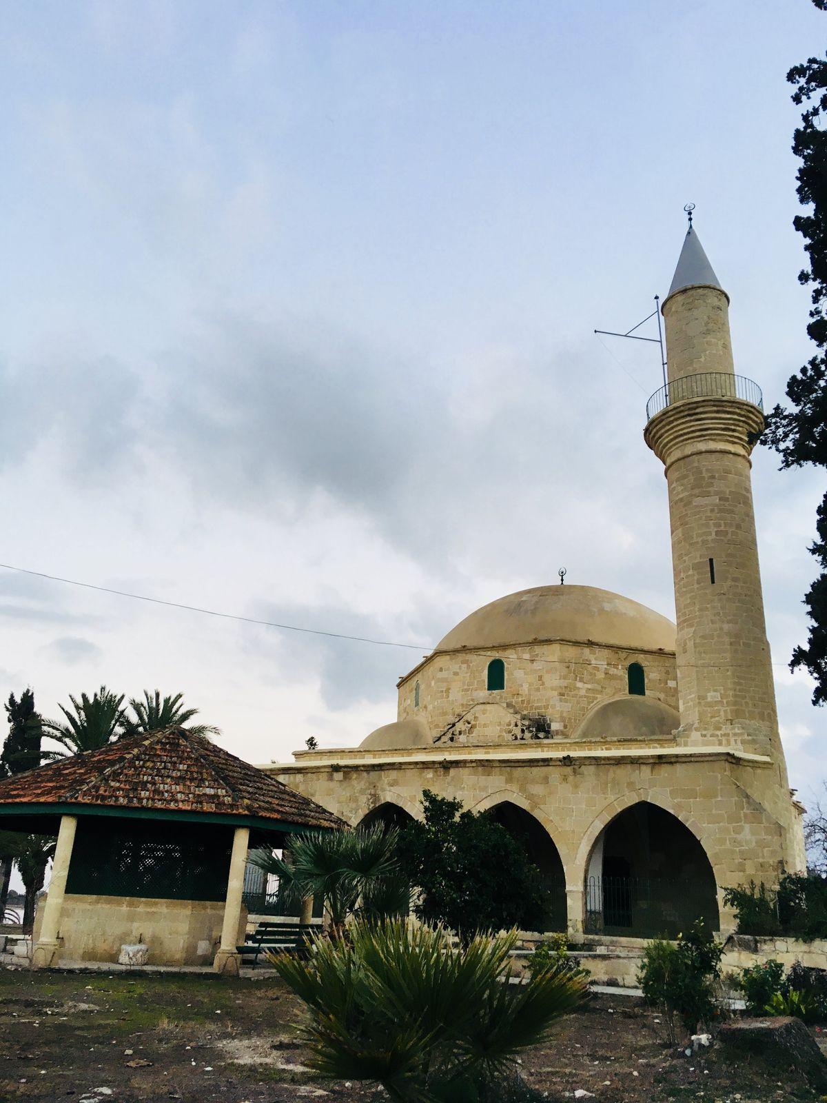 Hala Sultan Tekke