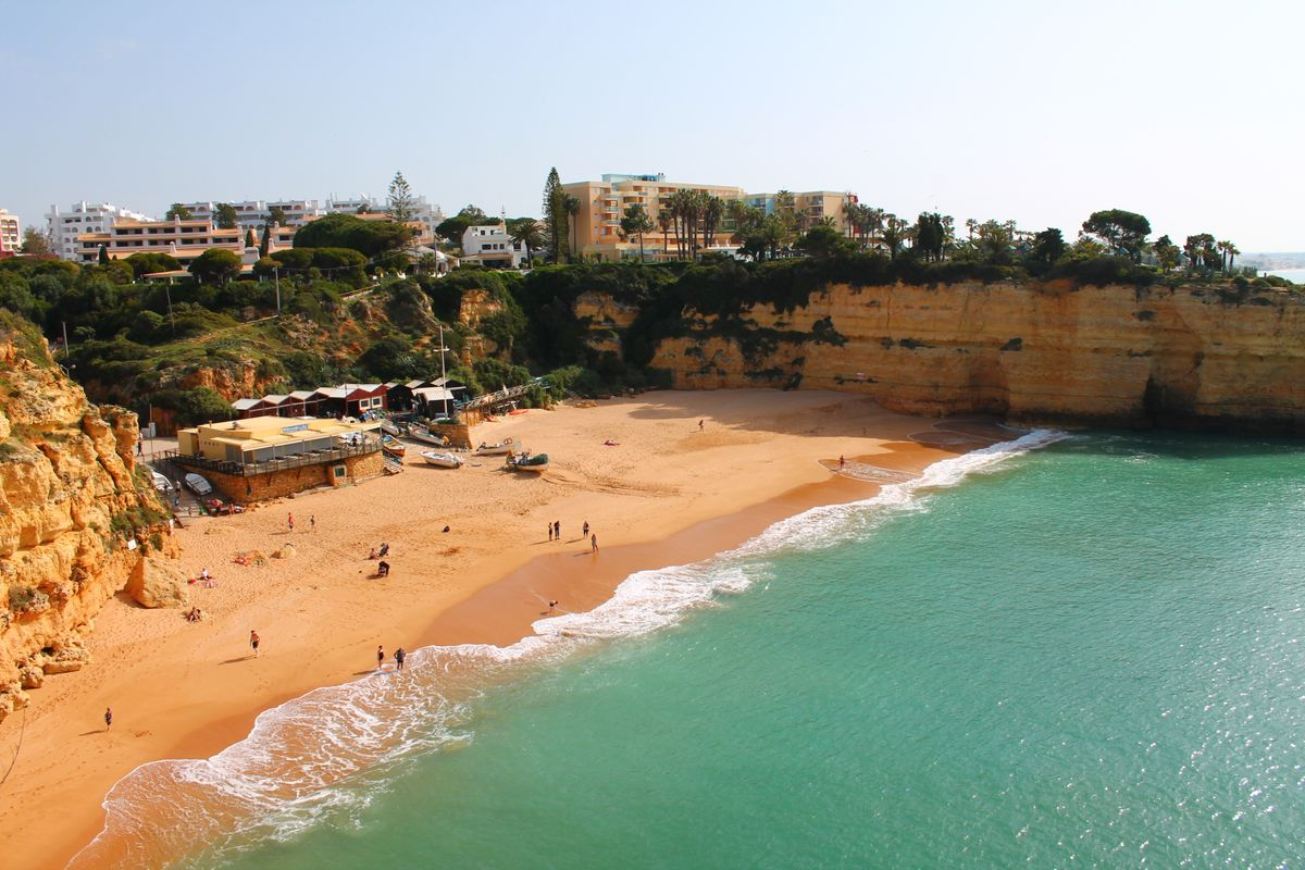Algarve csodás színei