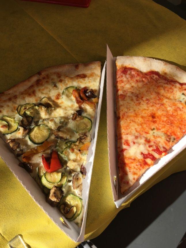 Első igazi olasz pizzánk