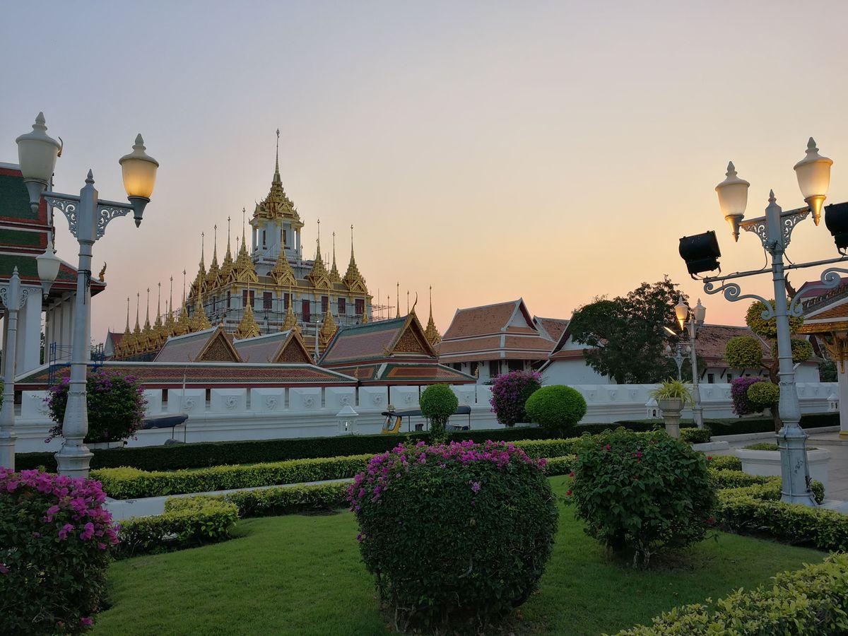 Bangkok, Grand Palace (Nagy Palota)