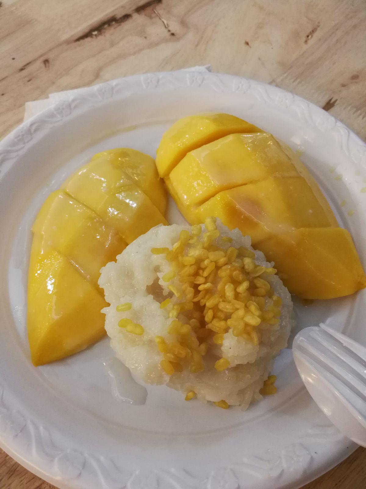 Mangós rizs, a kedvencem!