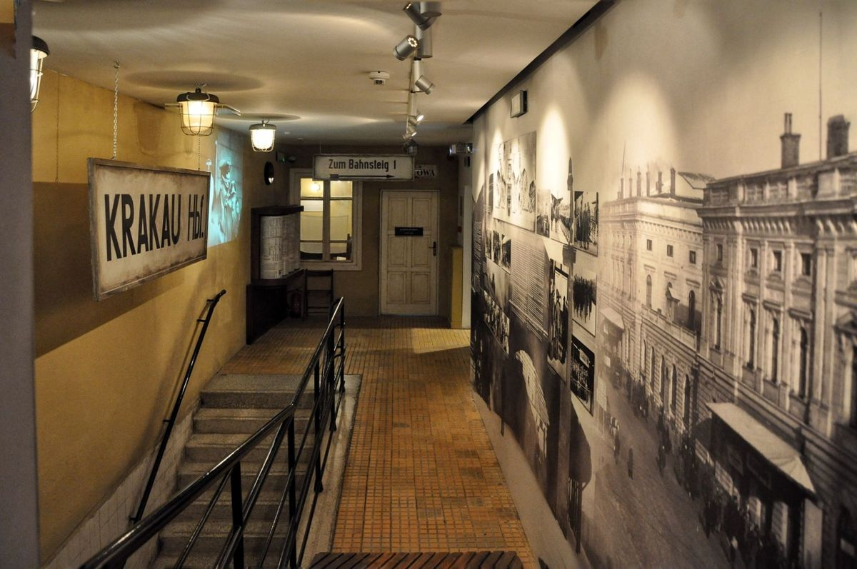 Schindler múzeum. Fotó: Séta Krakkóban