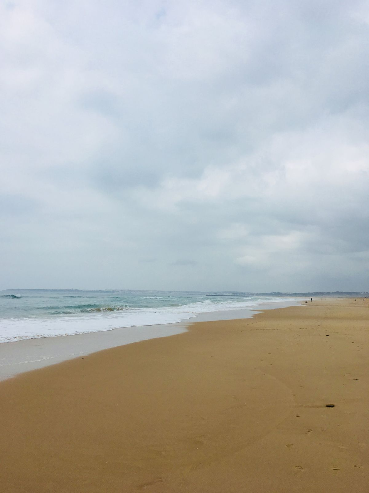 Végtelennek tűnő tengerpart