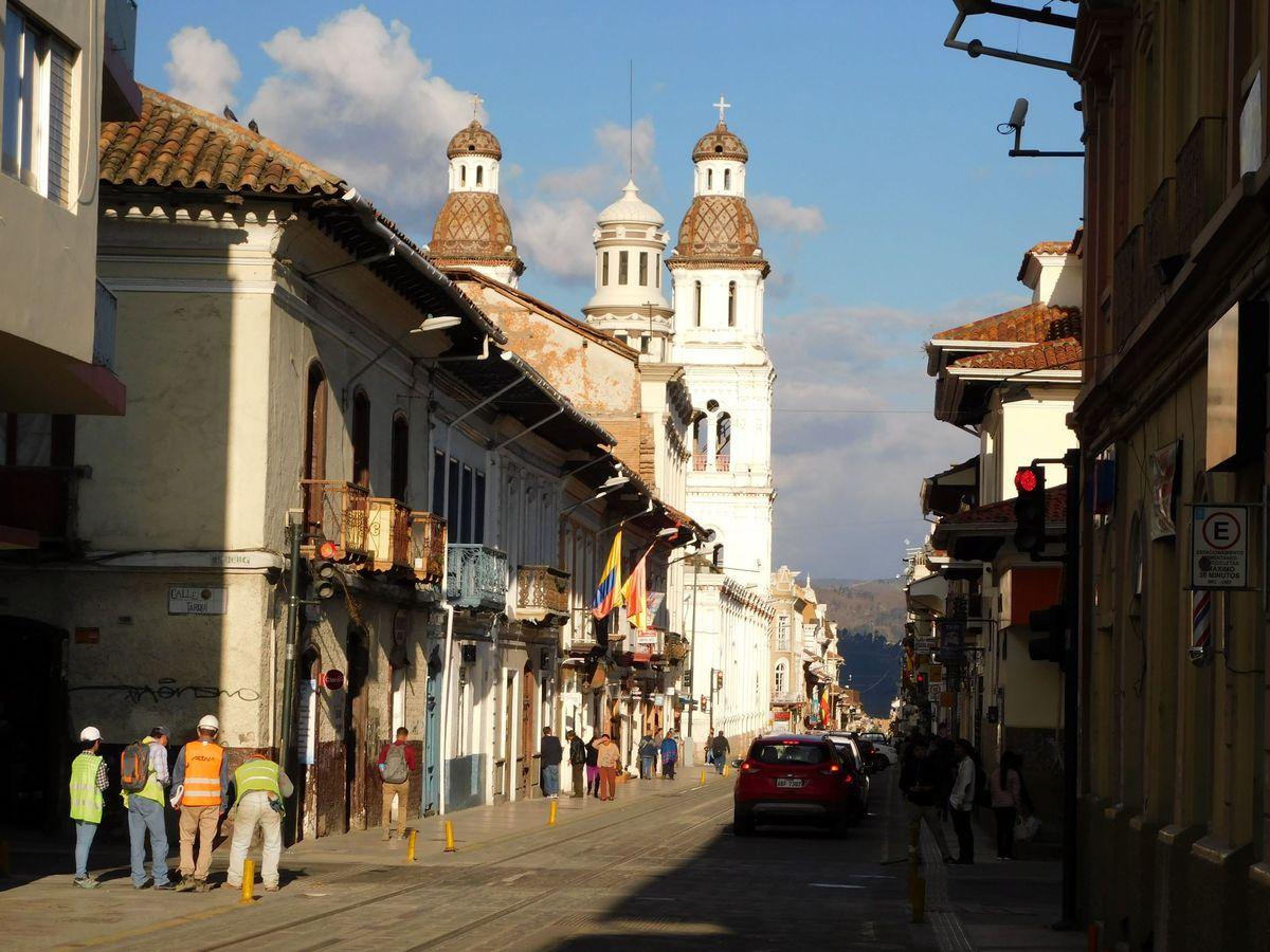 Cuenca, Simon Bolivar utca