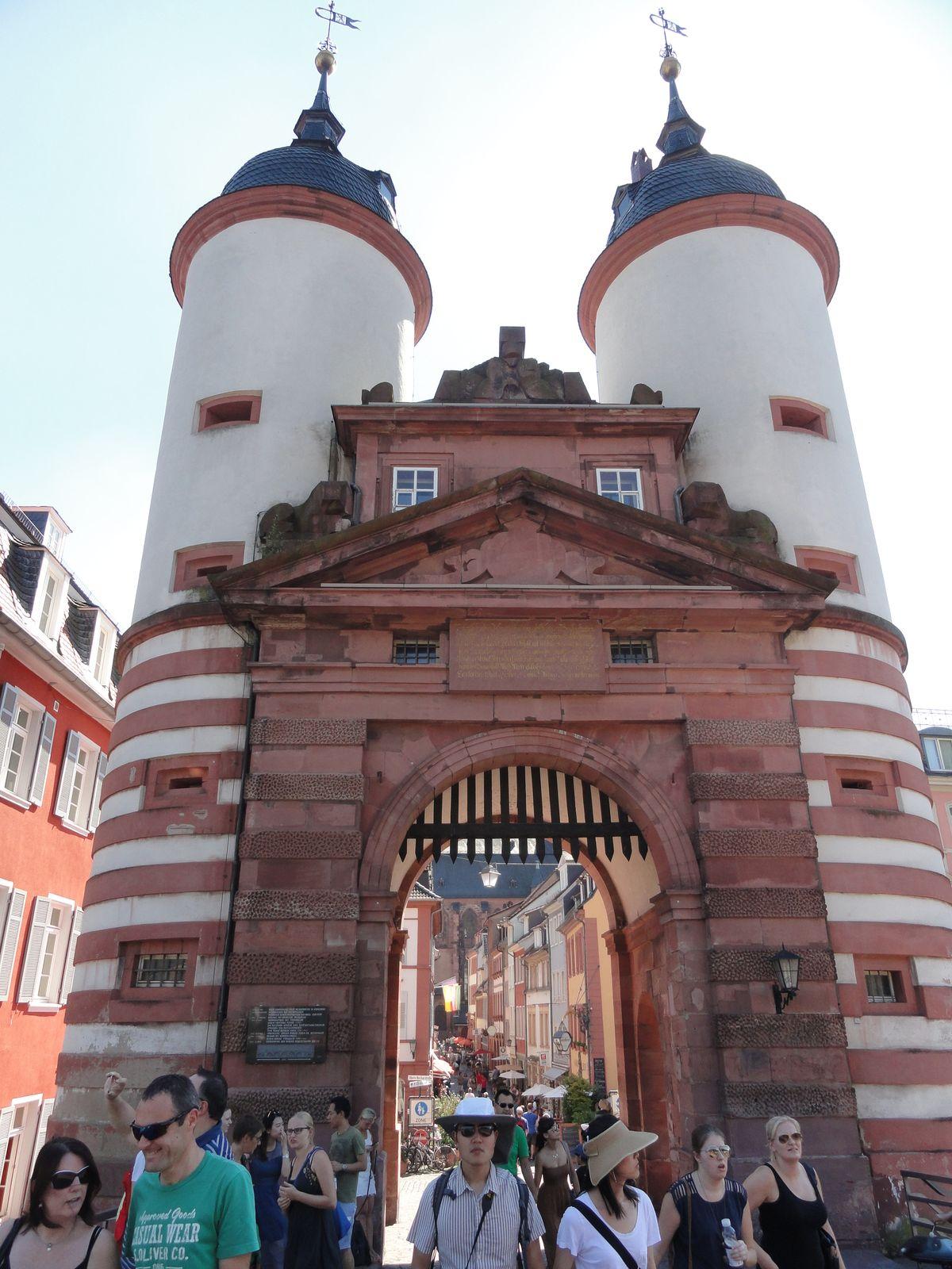 Az Óhíd kapuja