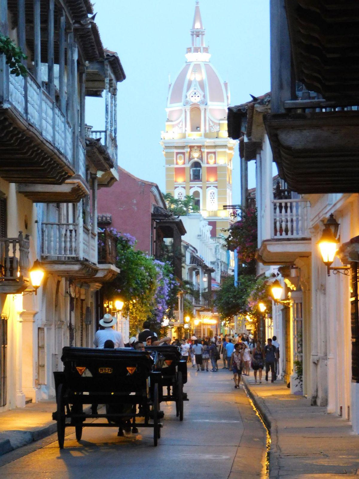 Cartagena alkonyatkor