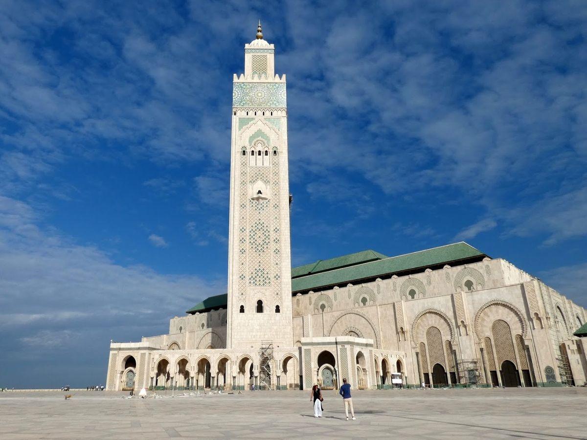 Casablanca, Hassan Mecset