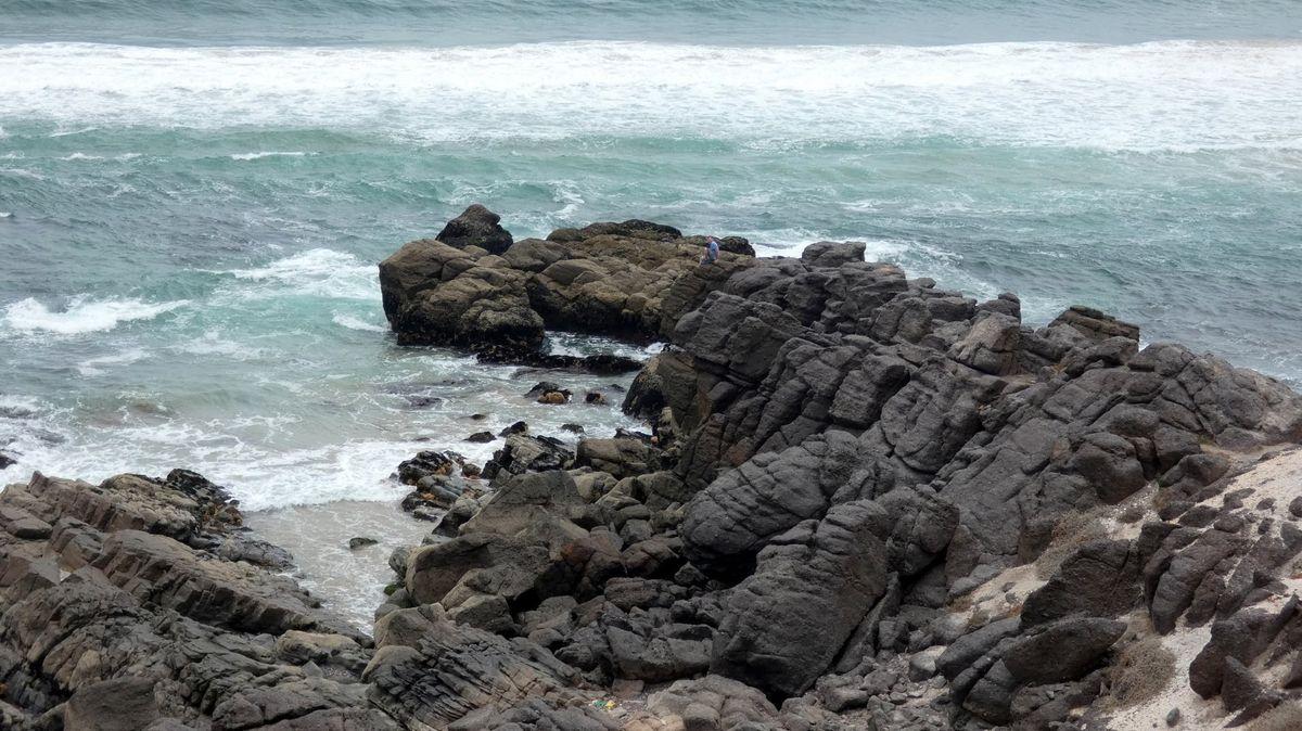 Mirleft, tengerpart