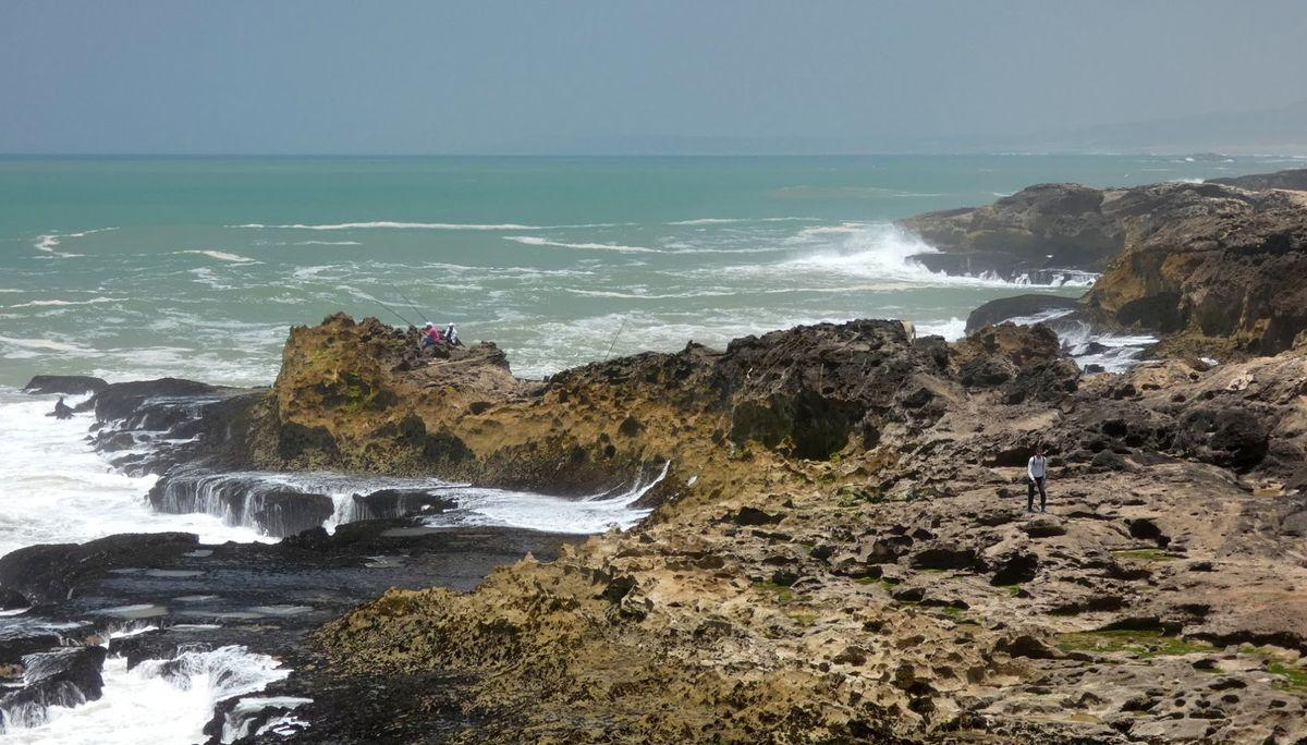 Esz-Szavíra tengerpartja