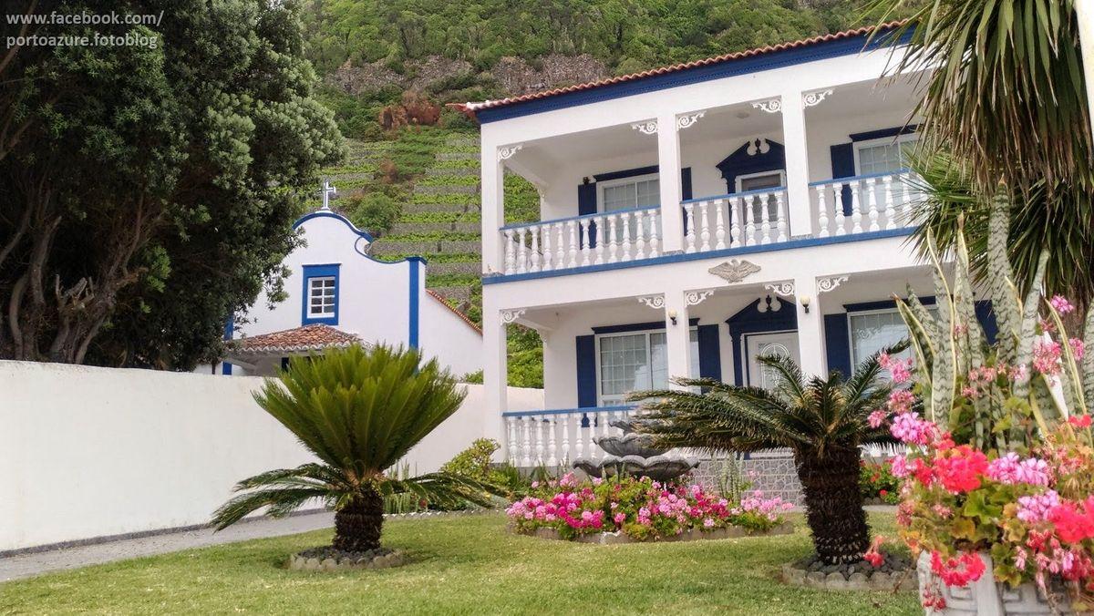 Tipikus parti villa, Baia do Sao Lourenco
