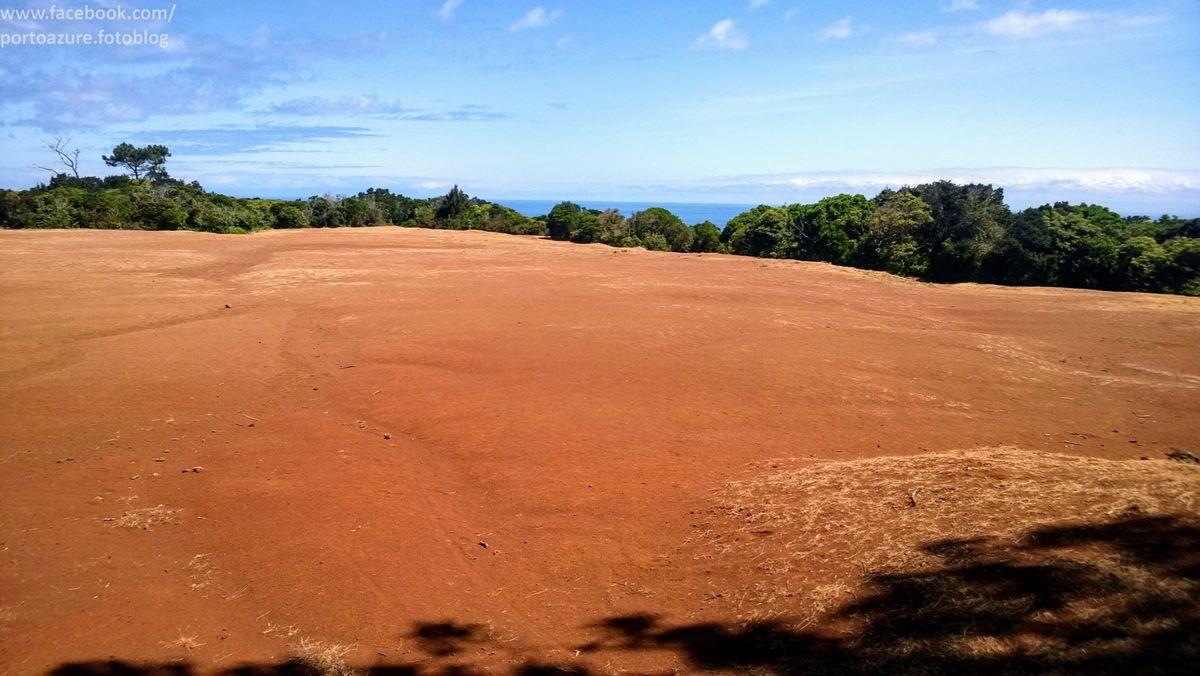 vörös sivatag, a Barreiro da Faneca