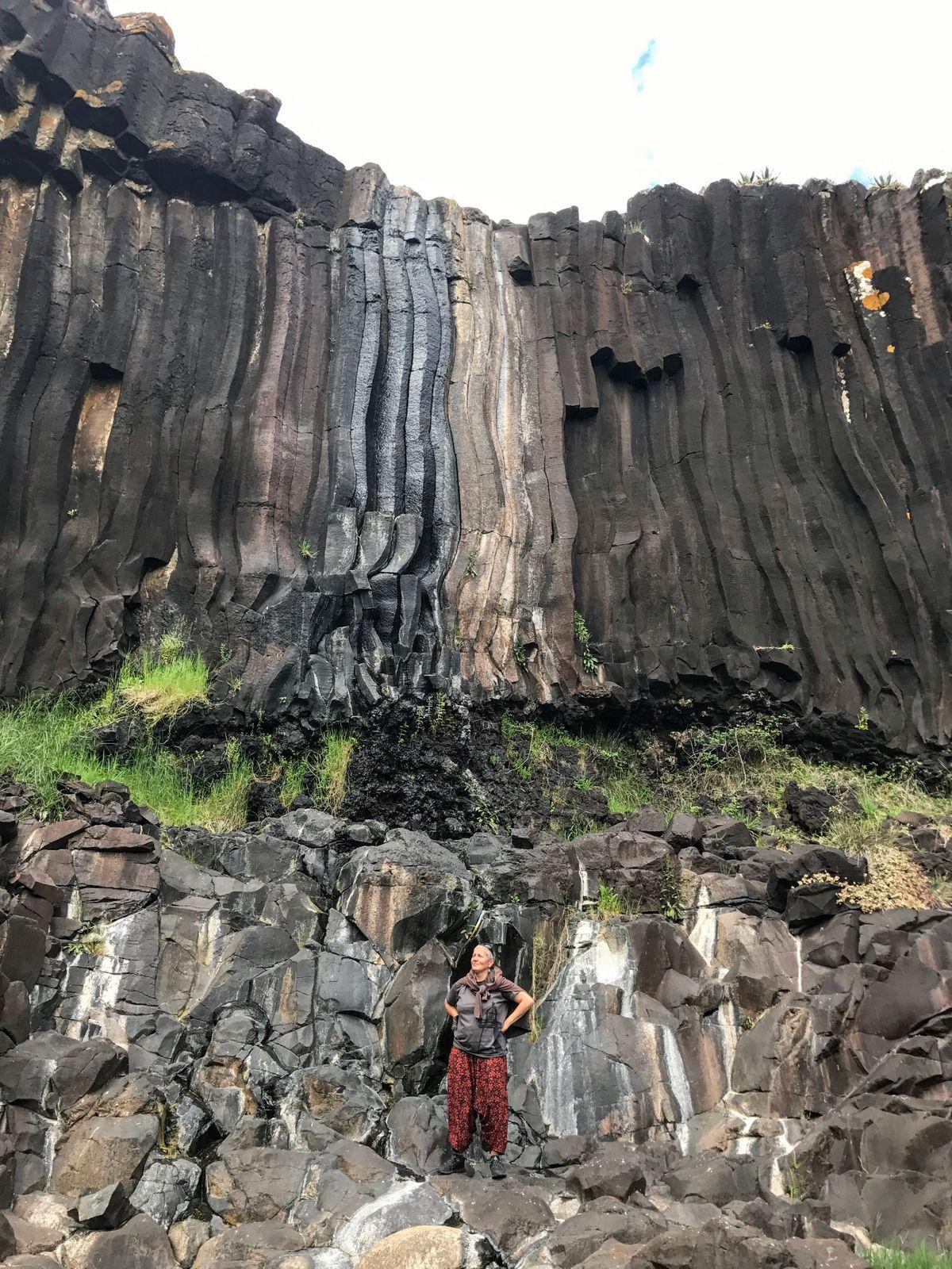 Calcada do Gigante, hogy a megmászni való szikla se maradjon el