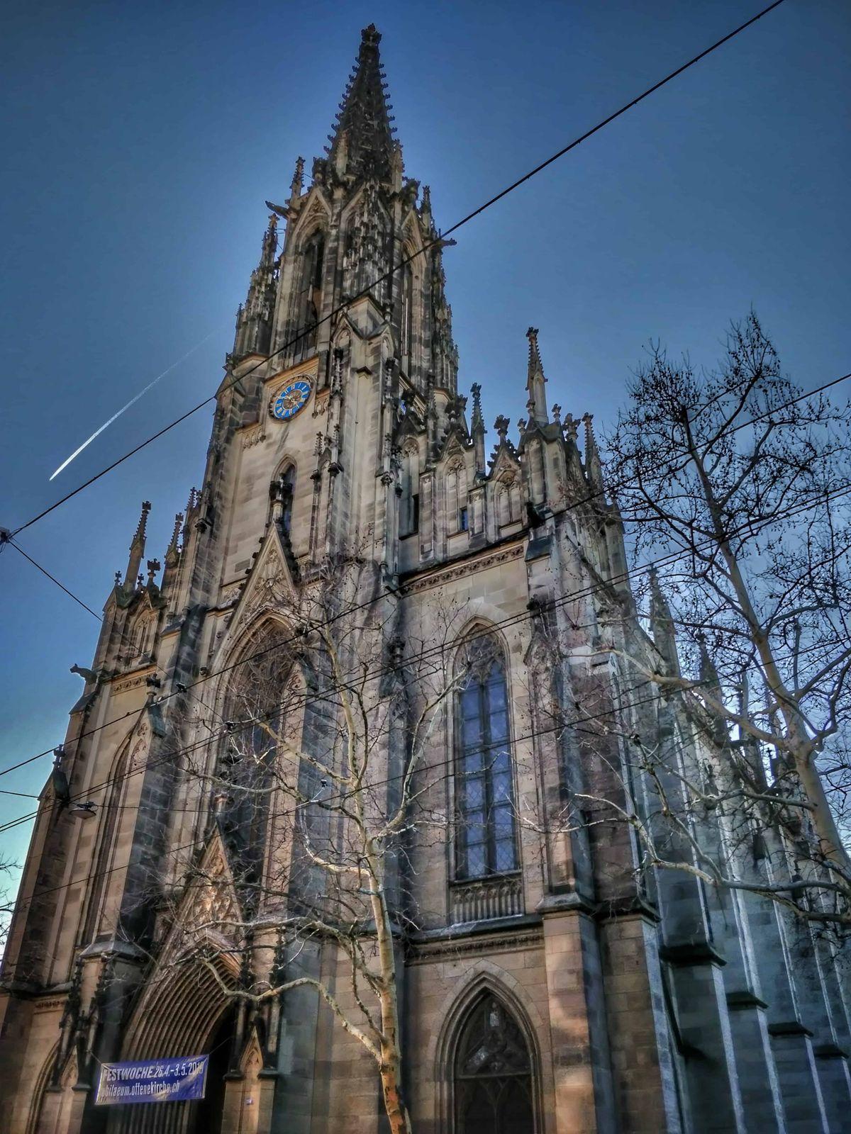 Gyönyörű templomaik is vannak