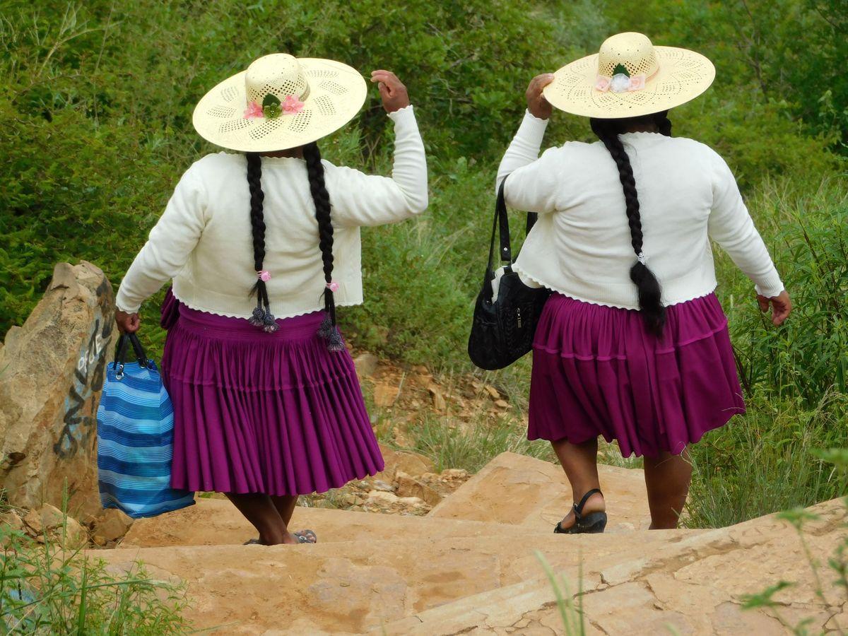 Bolíviai kirándulók