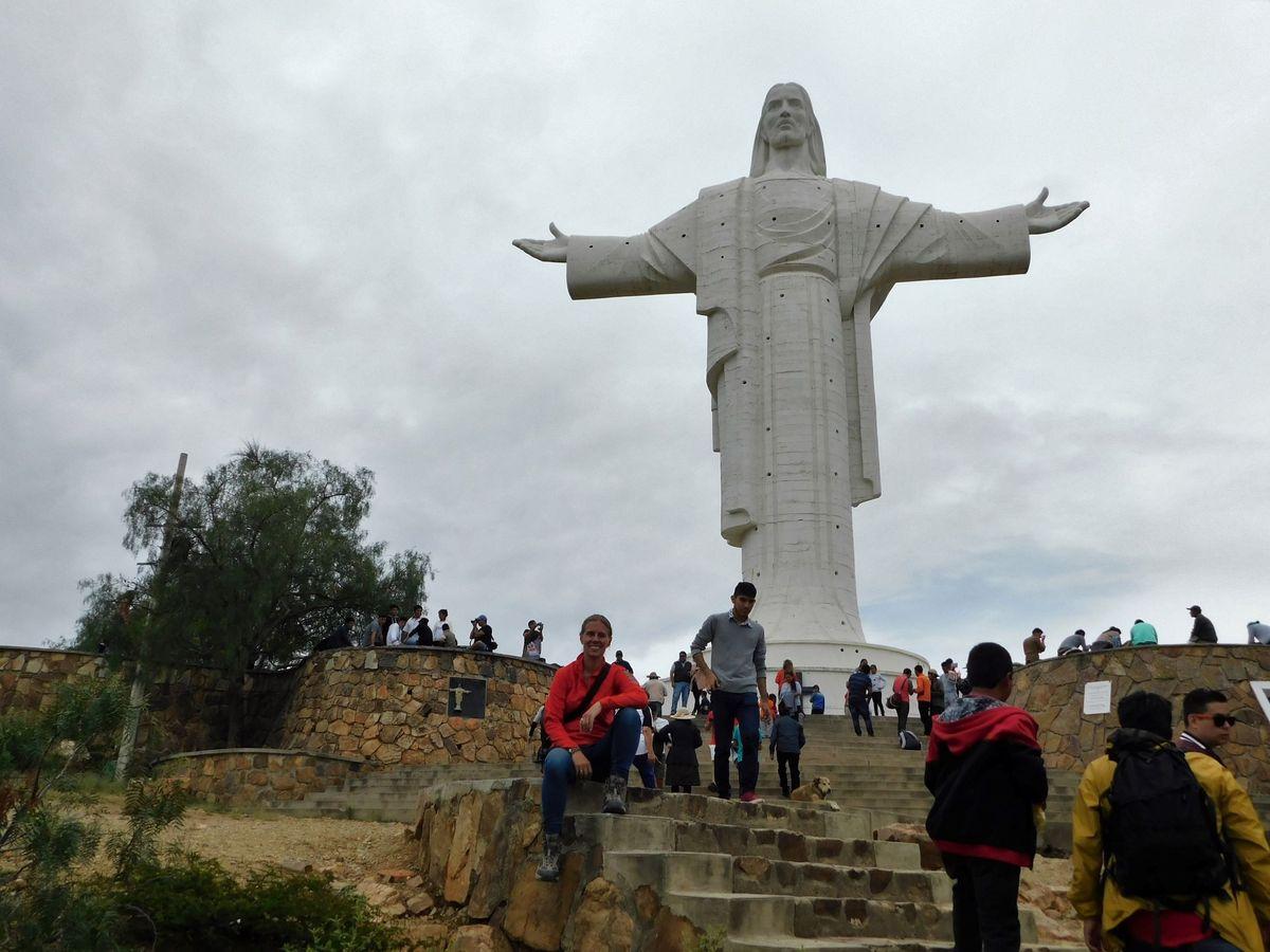 Cochabamba Krisztus szobor