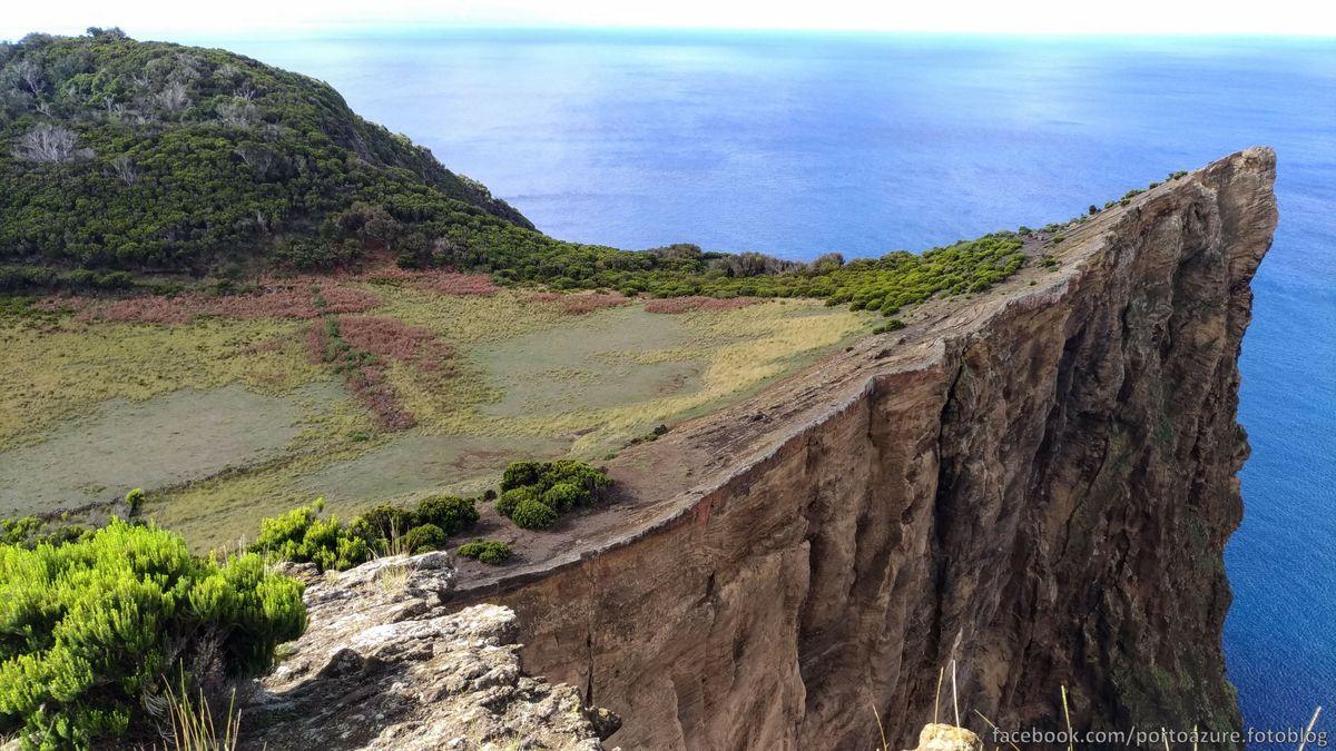 Látványos, sétálható, mászható csücsök a kráter pereméről