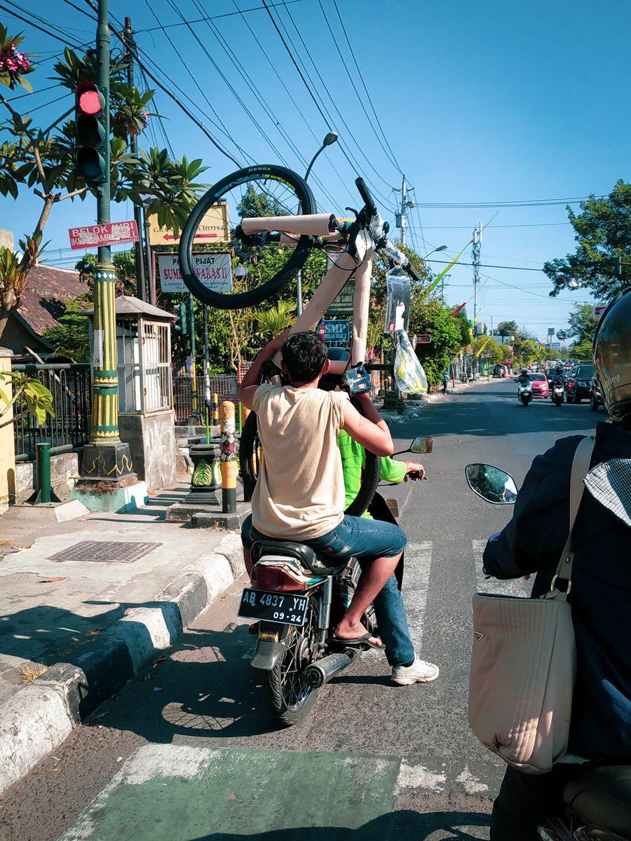 bicikli-szállítás
