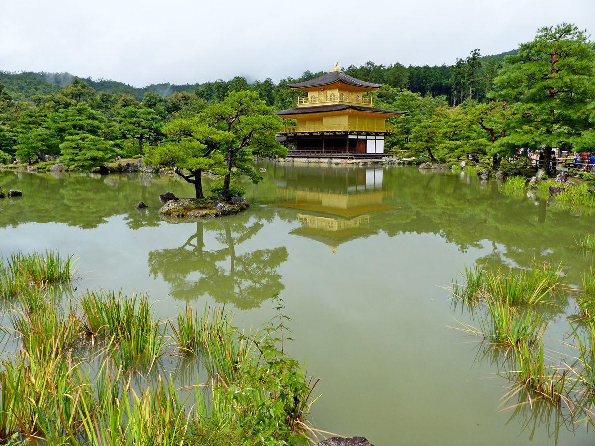 Kyoto Aranypavilon