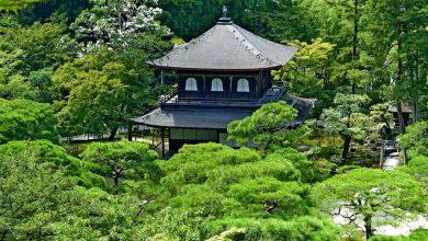 Kyoto-Ginkakuji-Ezüstpavilon