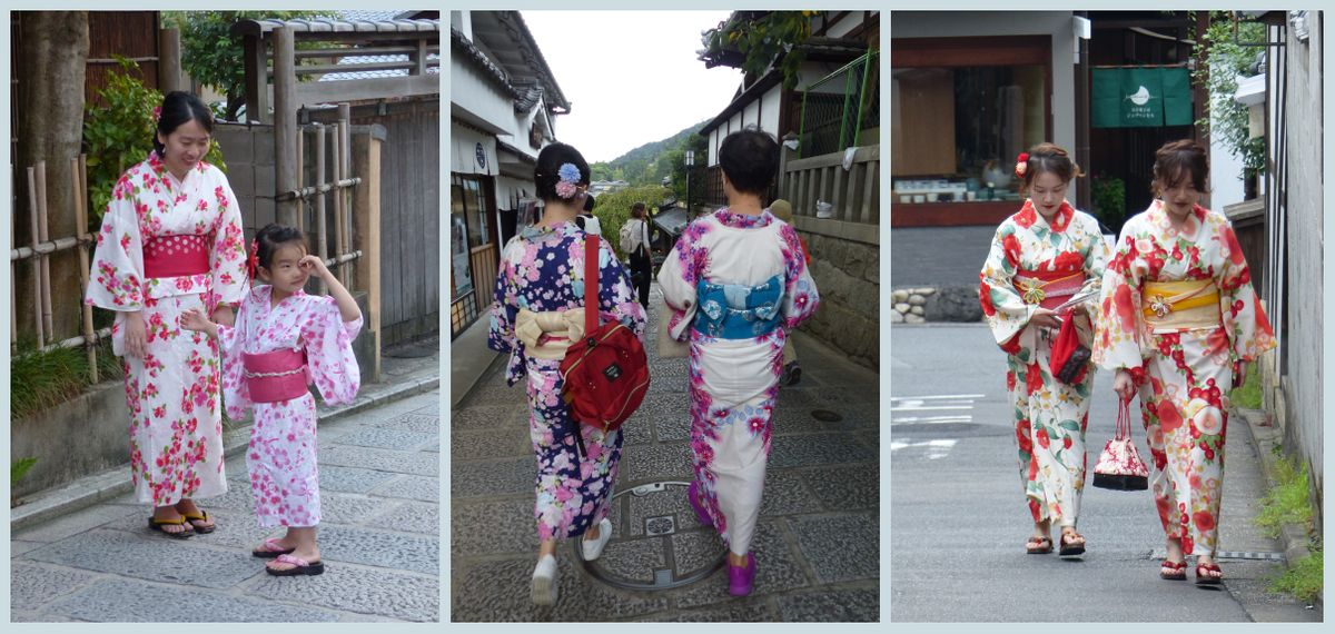 Kyoto Gion negyed
