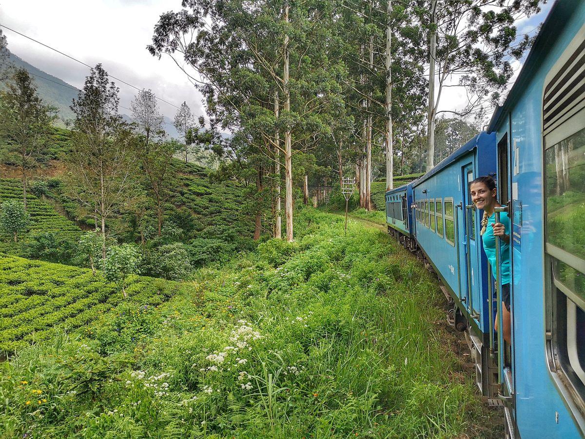 Ella vonatút