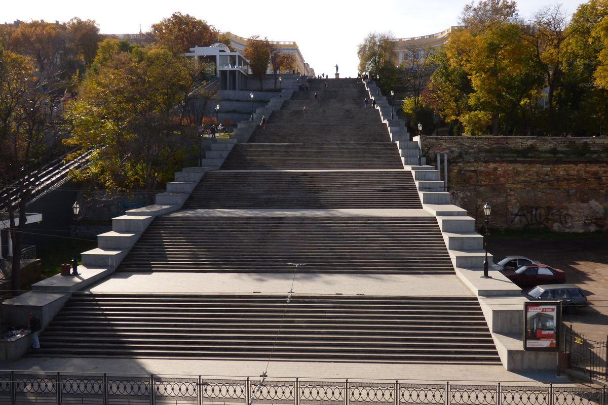 Patyomkin lépcsősor