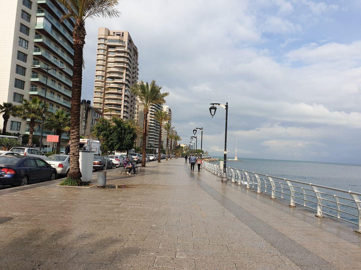Bejrút sétány