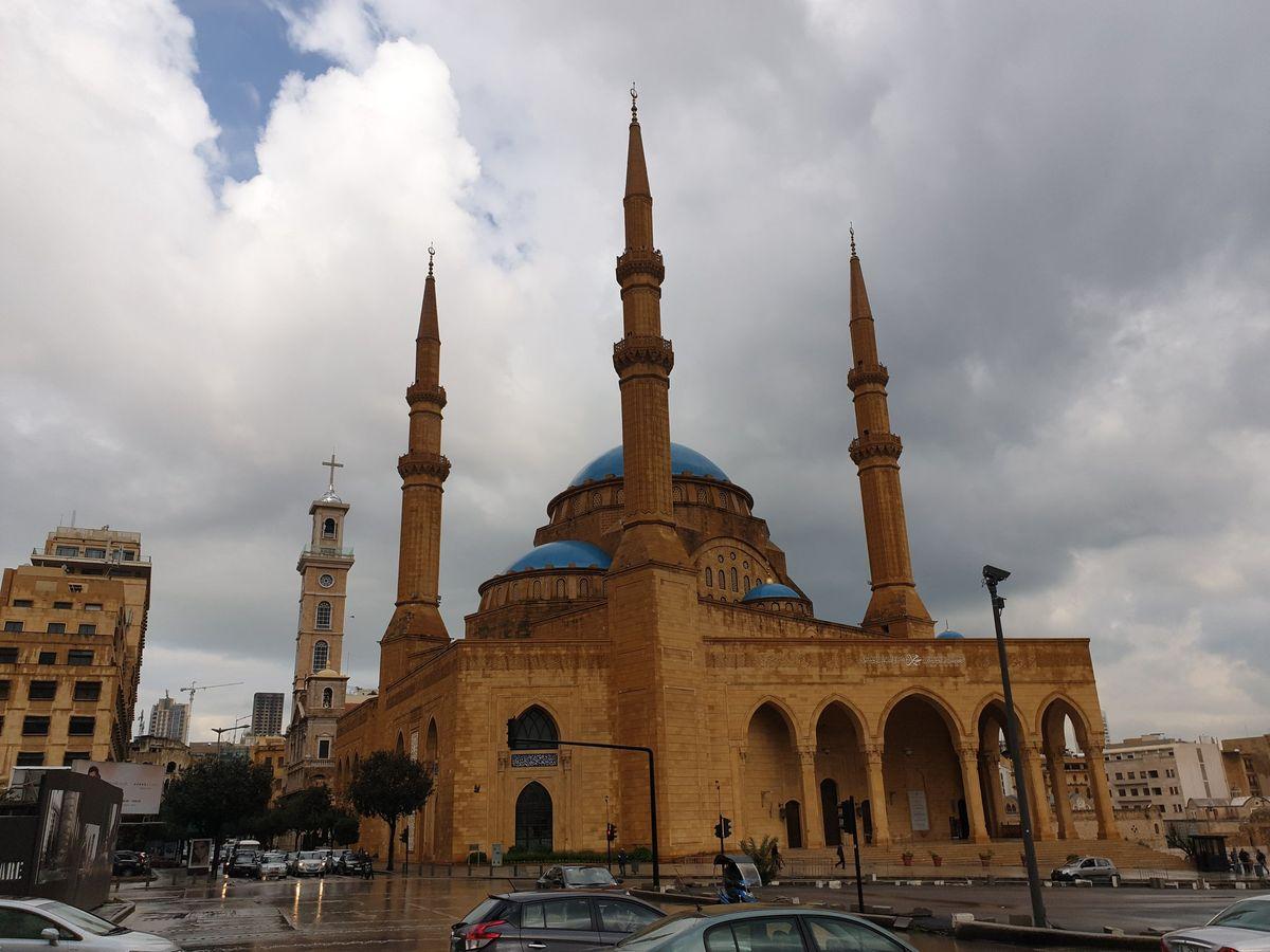 Mohammad Al-Amin mecset
