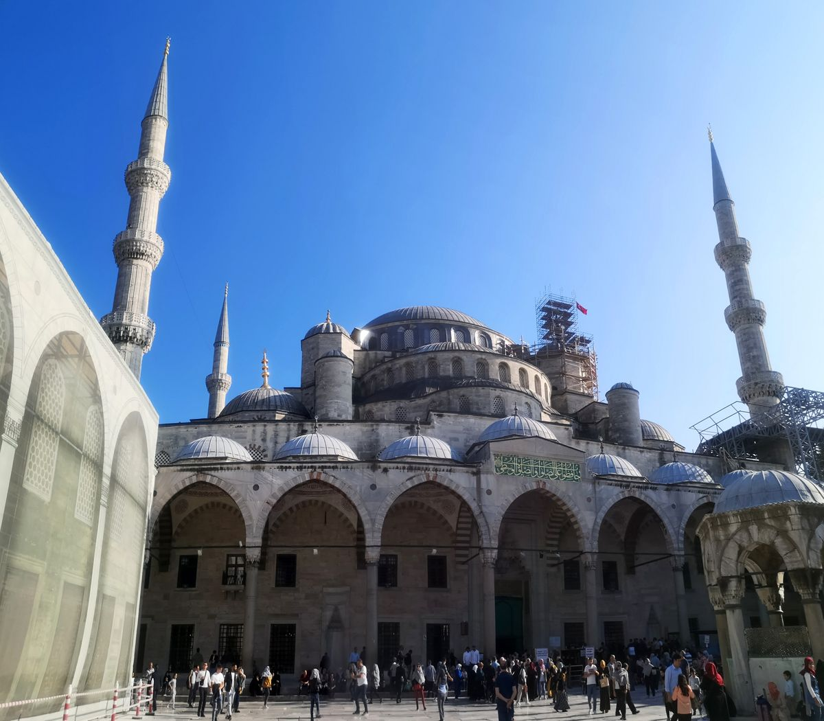 Kek-mecset