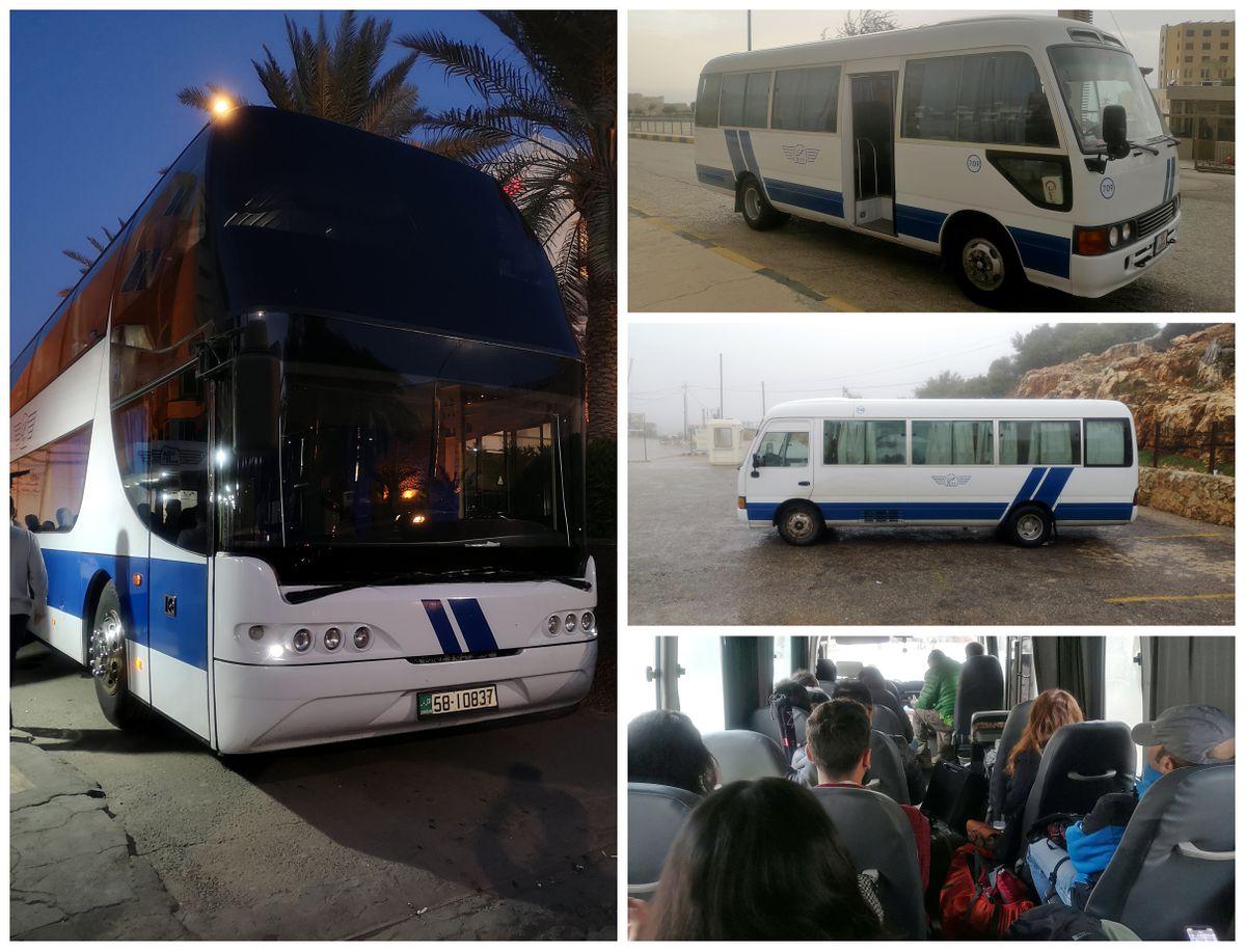 JETT-busz