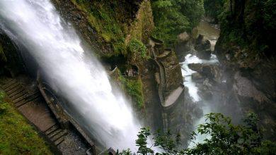 Ecuadori utazás