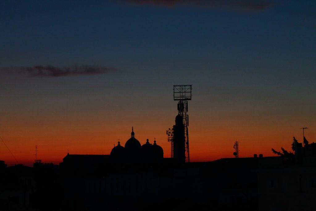 Napfelkelte Pádovában