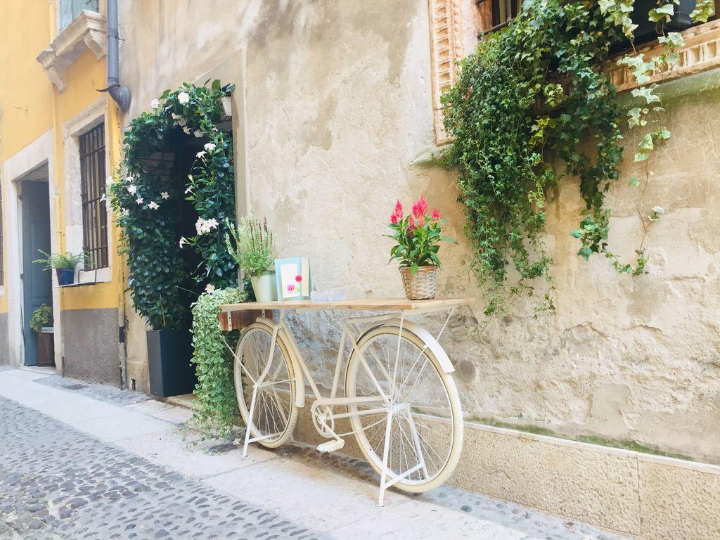 Veronai hangulat