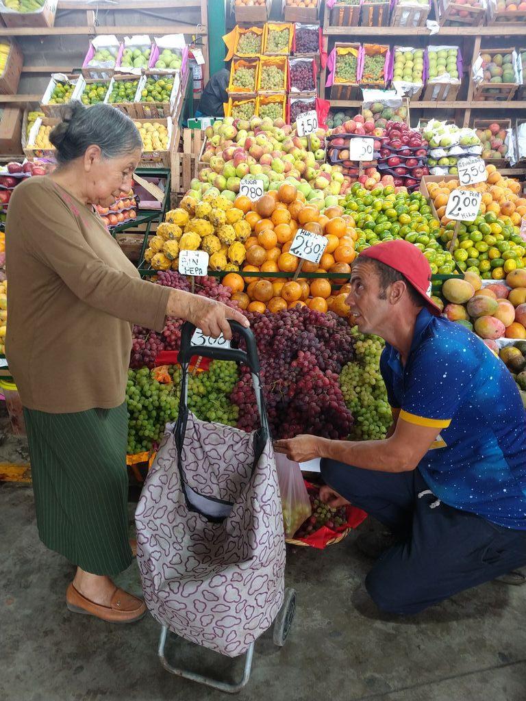 Peru piac